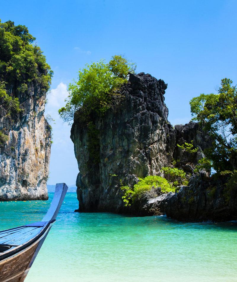 Ko Phi Phi en Thaïlande
