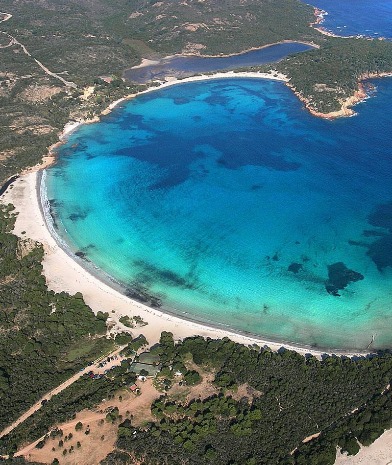 La Rondinara en Corse