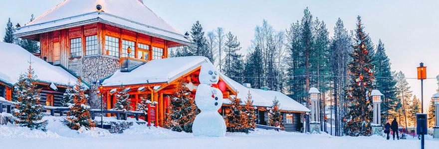 Faire un voyage sur mesure en Laponie